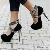wedding photo - Heels♡
