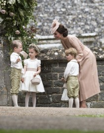 wedding photo - Kate Middleton Photos Photos: Wedding Of Pippa Middleton And James Matthews