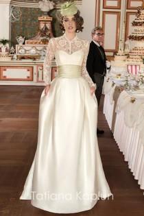 wedding photo - Lady Of Quality - Tatiana Kaplun Bridal 2016 Collection