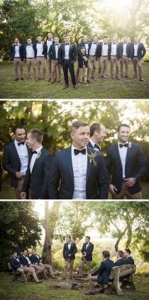 wedding photo - A Naturally Beautiful Boho Wedding