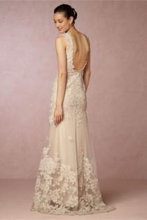 wedding photo - BHLDN - Cristiane Gown