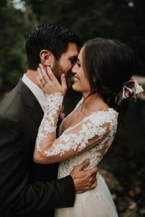 wedding photo - Real Essense Of Australia Bride Nikki-May   Dustin