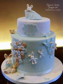 wedding photo - Cakes: Baby