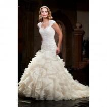 wedding photo - Mary's Bridal Style 6383 - Fantastic Wedding Dresses