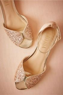wedding photo - 10 Flat Wedding Shoes (That Are Just As Chic As Heels)