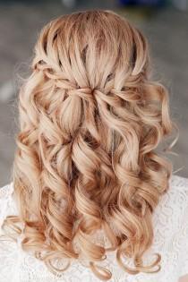 wedding photo - Von Romantisch Bis Rockig: Tolle Flechtfrisuren Für Lange Haare