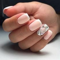 wedding photo - #NailArt!❤