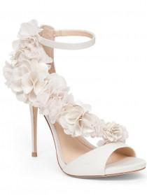 wedding photo - 11 New Bridal Shoe Trends