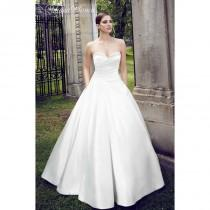 wedding photo - Paloma Blanca 4556 - Stunning Cheap Wedding Dresses