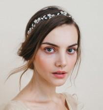 wedding photo - Violet Bandeaux - Headband