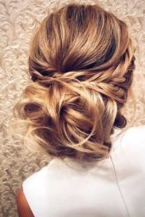 wedding photo - Braided Prom Hair Updos For A Graceful Image