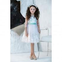 wedding photo - Papilio kids Style AK4074 K4074 -  Designer Wedding Dresses