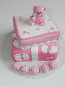 wedding photo - Cake Bear Cub - CakesDecor