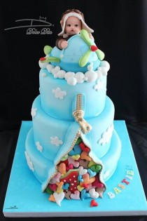 wedding photo - 20 Perfect And Lovely Cakes For Your Kids - Page 20 Of 20