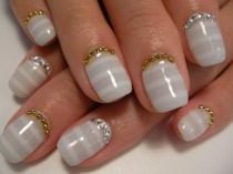 wedding photo - Nails...always On Point!