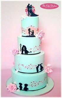 wedding photo - Mobile Uploads - The Cake  Duchess SA