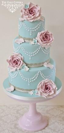 wedding photo - Wedding And Celebration Cakes