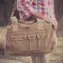 wedding photo - Combat Travel Bag