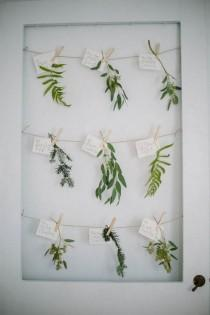 wedding photo - Greenery Wedding Stationery