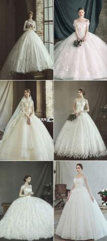 wedding photo - Make A Romantic Regal Statement! 28 Princess-Worthy Wedding Gowns You'll Love