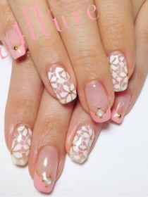 wedding photo - Nail Art