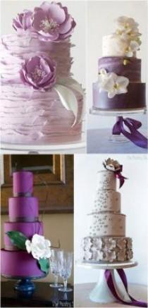 wedding photo - Wedding Cake Inspiration - The Pastry Studio