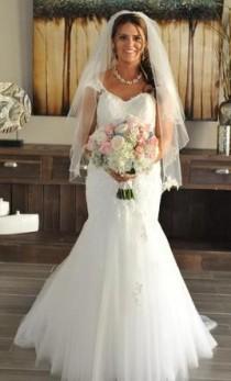 wedding photo - Maggie Sottero Azura/20, $599 Size: 10