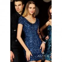 wedding photo - Homecoming Dress Style  4397 - Charming Wedding Party Dresses