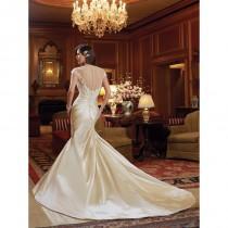wedding photo - Sophia Tolli Bridal Spring 2014 - Y11409 Lysa - Elegant Wedding Dresses