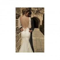 wedding photo - Galia Lahav Navona - Burgundy Evening Dresses
