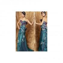 wedding photo - MacDuggal Couture Old Hollywood Evening Dress 78504D - Brand Prom Dresses