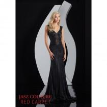 wedding photo - Jasz Couture - Style 4982 - Formal Day Dresses