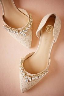 wedding photo - Style {Fabulous Flats}