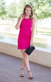 wedding photo - The Little Pink Dress - A Lonestar State Of Southern