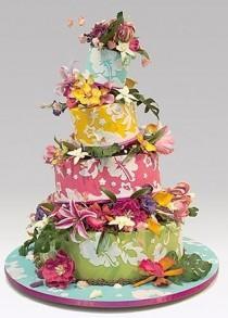 wedding photo - ~Gum Paste Fantasy~