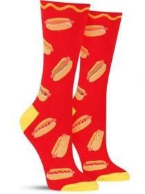 wedding photo - Hot Dogs Socks