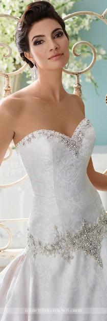 wedding photo - David Tutera Wedding Dresses - 216243 Cyan