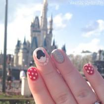 wedding photo - Disney Nails: 2015 Edition!