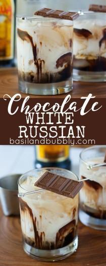 wedding photo - Chocolate White Russian