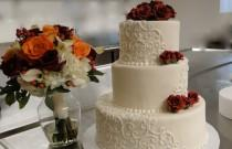 wedding photo - Ideas para tartas de boda con fondant
