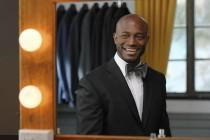 wedding photo - Actor Taye Diggs Shows Off His Acting Chops