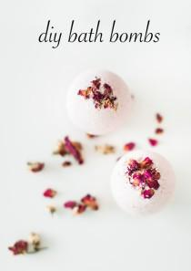 wedding photo - DIY Bath Bombs from Rhiannon Bosse