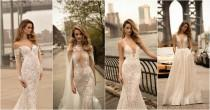 wedding photo - Feast your Eyes on Hot New Berta Wedding Dresses for 2018!