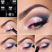 wedding photo - 7 Tops Tutoriels Pour Un Maquillage Coloré