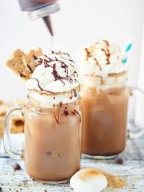 wedding photo - S'Mores Iced Coffee