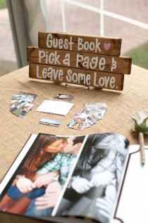 "wedding photo - Say ""I Do"" To These Fab 100 Rustic Wood Pallet Wedding Ideas"