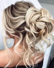 wedding photo - Wedding Hairstyle Inspiration - Elstile