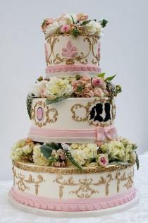 wedding photo - An Affair To Remember ~ CAKES