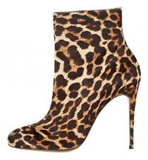 wedding photo - Leopard Print Fashion ( Animal/Cheetah)