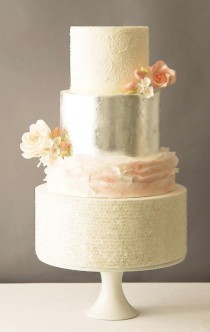 wedding photo - Wedding Cake Inspiration - The Abigail Bloom Cake Company
